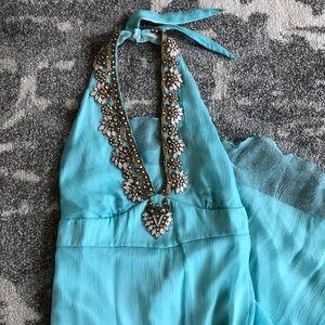 Vintage Lotta Stensson Halter Dress